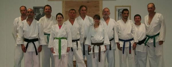 club karate tours