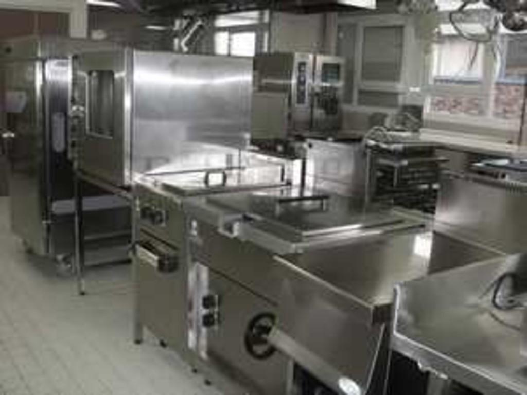 Lyc e george sand la ch tre cap apr la d couverte des locaux de cette formation cuisine et - Cuisine pedagogique ...